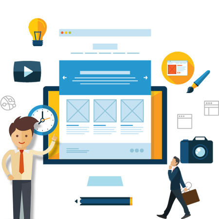 website designer in gwalior